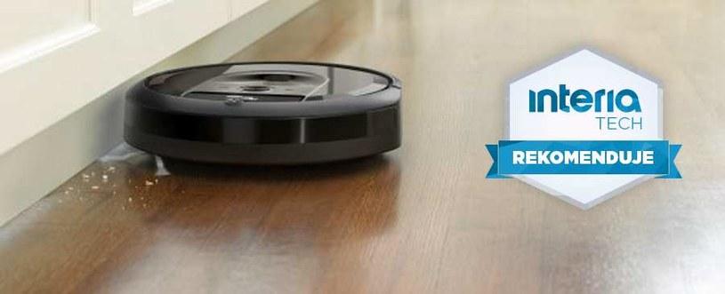 Roomba i7/i7+ otrzymuje rekomendację serwisu Nowe Technologie Interia /INTERIA.PL
