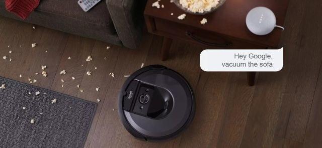 Roomba i7/i7+ /materiały prasowe