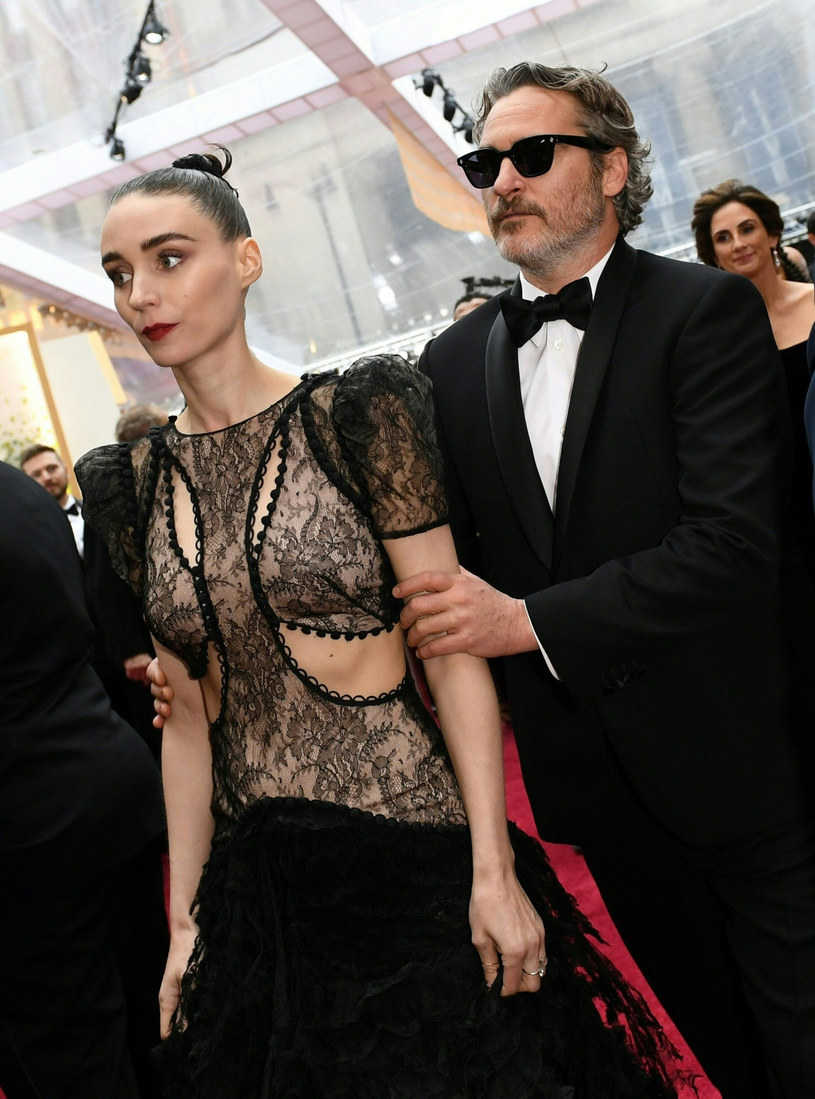 Rooney Mara i Joaquin Phoenix /East News