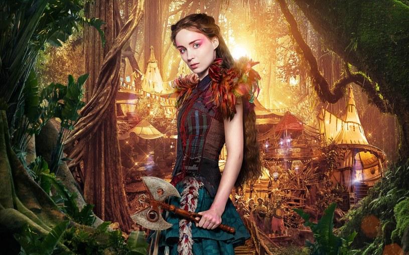 Rooney Mara jak Tygrysia Lilia /materiały prasowe