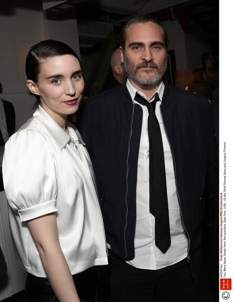 Rooney Mara, Joaquin Phoenix /East News