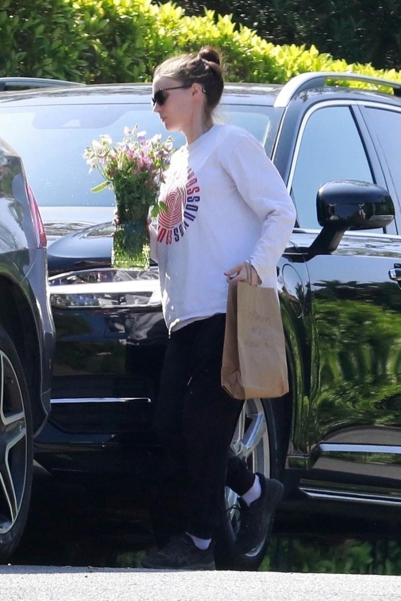 Rooney Mara wkrótce zostanie mamą? /GEDU, SALA/Backgrid/East News /East News