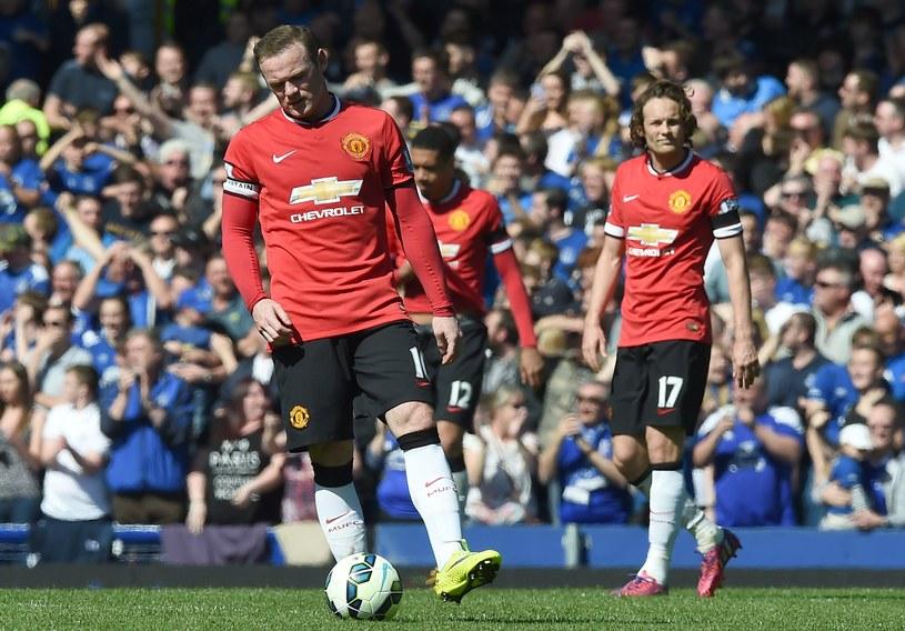 Rooney w tym sezonie może już zagrać /AFP