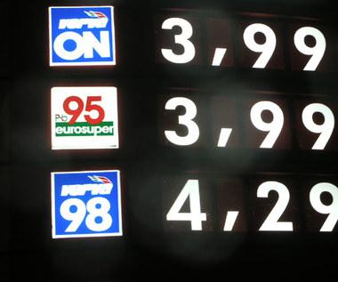 """""""Ropa"""" droższa od benzyny?"""