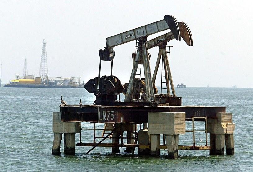 Ropa znów po 100 dolarów? /AFP