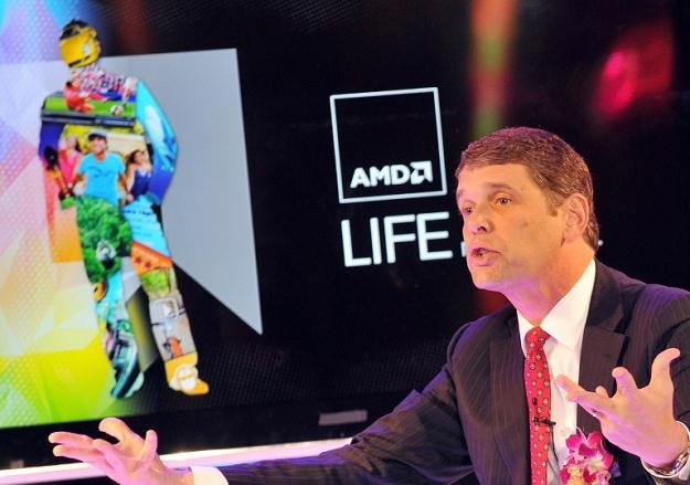 Rory Read, prezes AMD /AFP