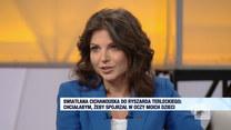 Rosa w Polsat News: Poparcie dla opozycji białoruskiej musi nas łączyć. Wypowiedź Terleckiego to jest zdrada