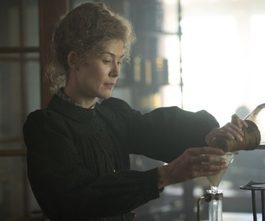 Rosamund Pike o Marii Skłodowskiej-Curie: Była buntowniczką