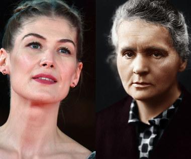 Rosamund Pike zagra Marię Skłodowską-Curie