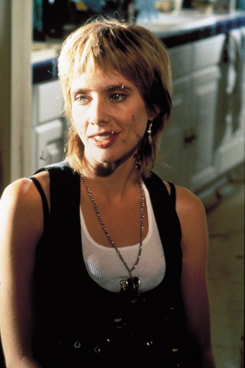 "Rosanna Arquette w scenie z ""Pulp Fiction"" /East News"