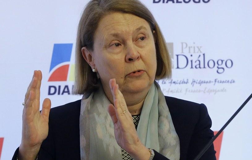 Rosario Silva de Lapuerta /EFE/Ballesteros  /Agencja FORUM