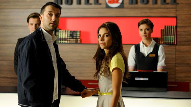 Rosati ukrywa się w Hotelu 52 /materiały prasowe