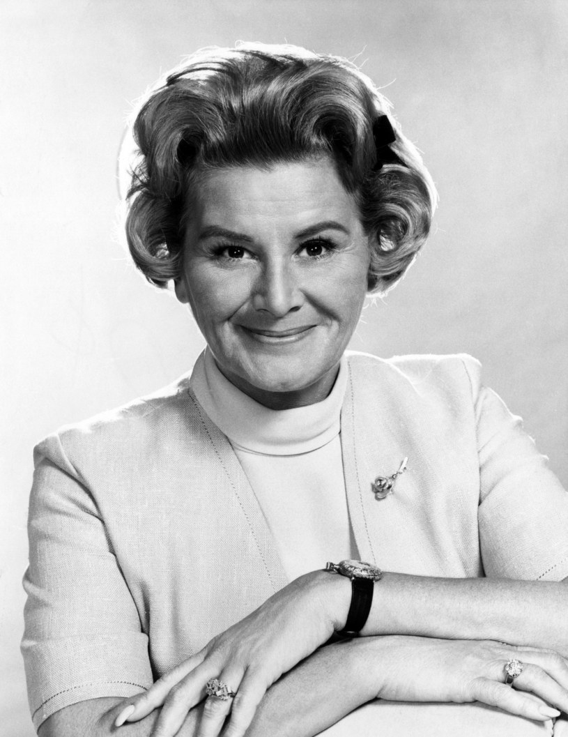 """Rose Marie w """"Doris Day Show"""" /Courtesy Everett Collection /East News"""
