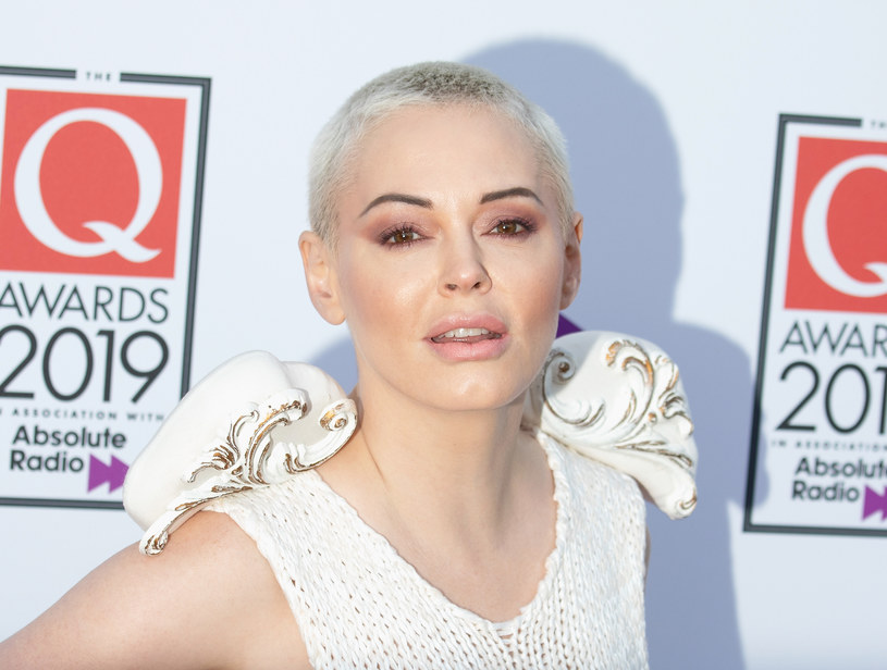 Rose McGowan /Jo Hale/Redferns /Getty Images