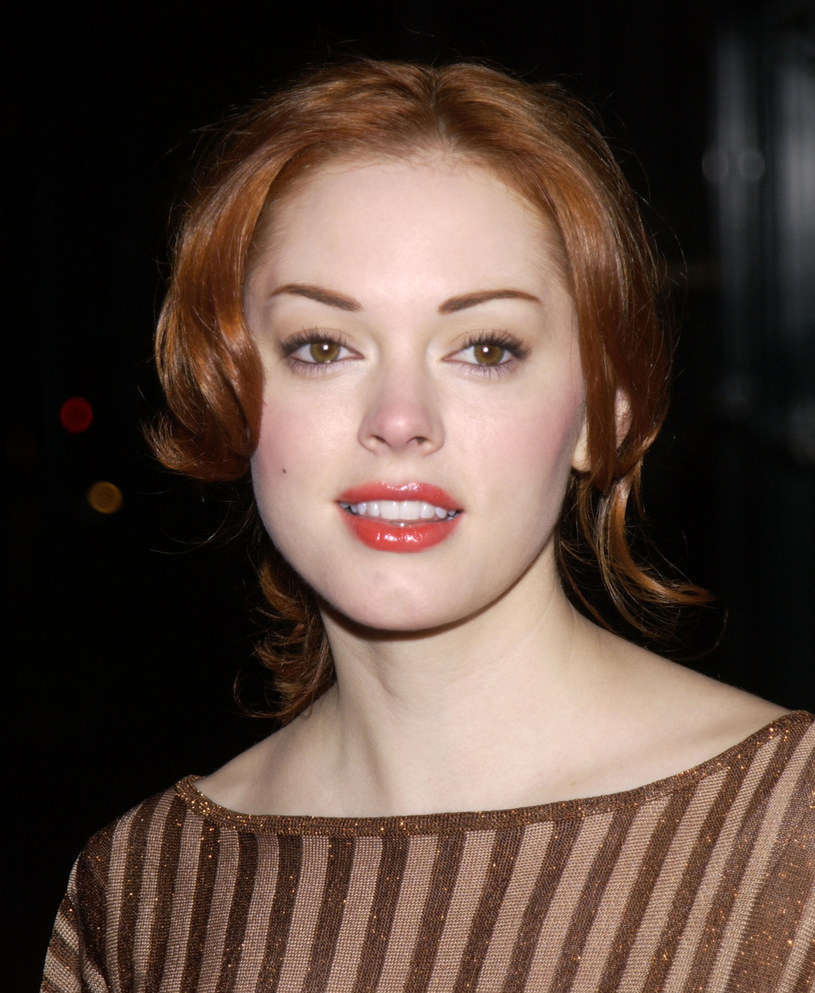 Rose McGowan /Jean-Paul Aussenard/WireImage /Getty Images