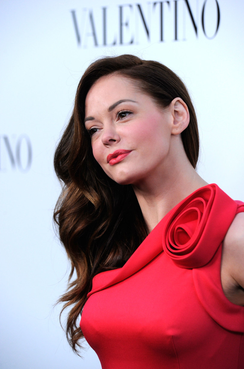 Rose McGowan /Frazer Harrison /Getty Images