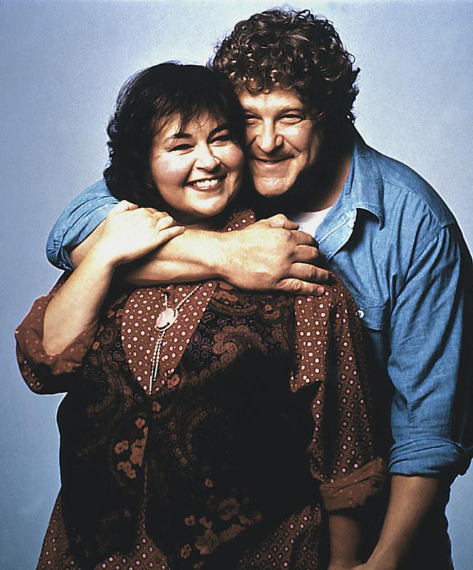 Roseanne, pomimo swoich nadprogramowych kilogramów, jest zadowoloną z życia, szczęśliwą i piękną kobietą! /AKPA