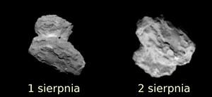 Rosetta blisko celu!
