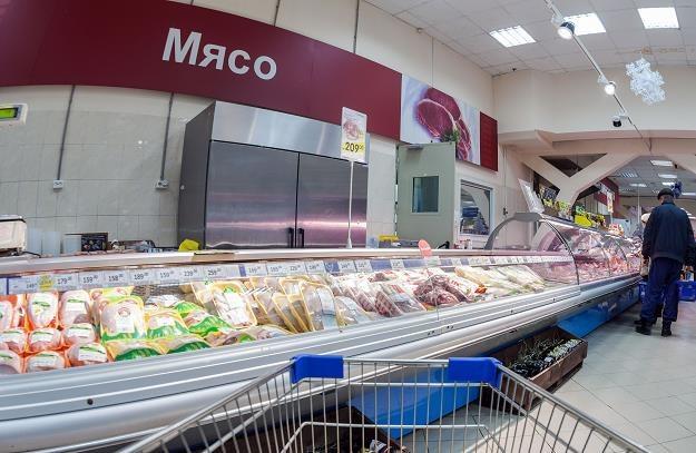 Rosja 1 stycznia zabroni importu żywności z Ukrainy /©123RF/PICSEL