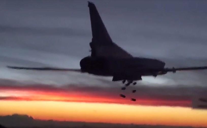 Rosja: 126 ataków powietrznych na cele w Syrii /PAP/EPA