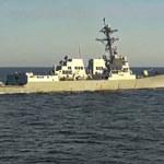 Rosja: Amerykański okręt próbował naruszyć granicę na Morzu Japońskim