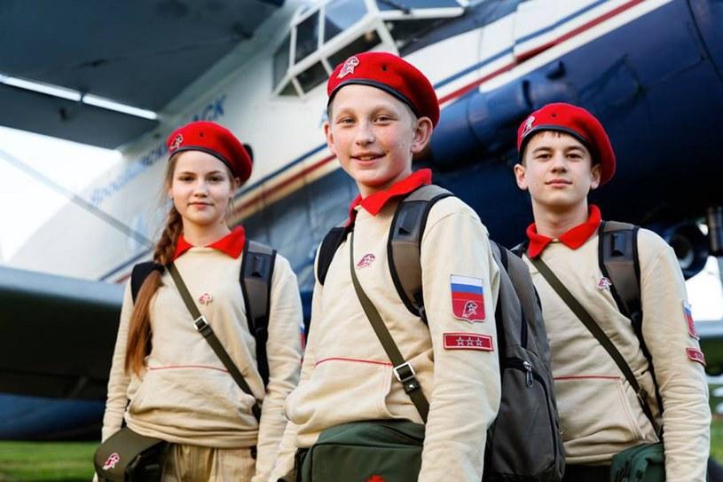 Rosja będzie mieć armię dziecięcych żołnierzy /CEN/Russian Ministry of Defence /East News