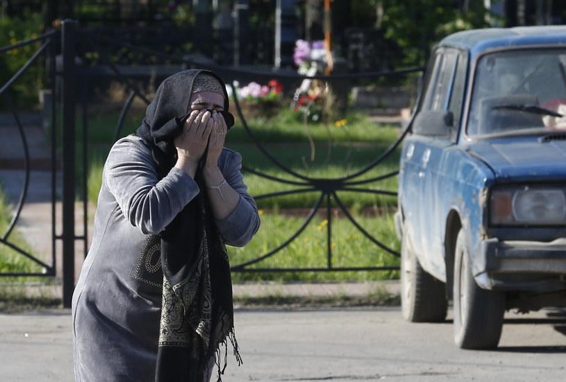 Rosja: Bijatyka na cmentarzu. Trzy osoby nie żyją /Agencja FORUM