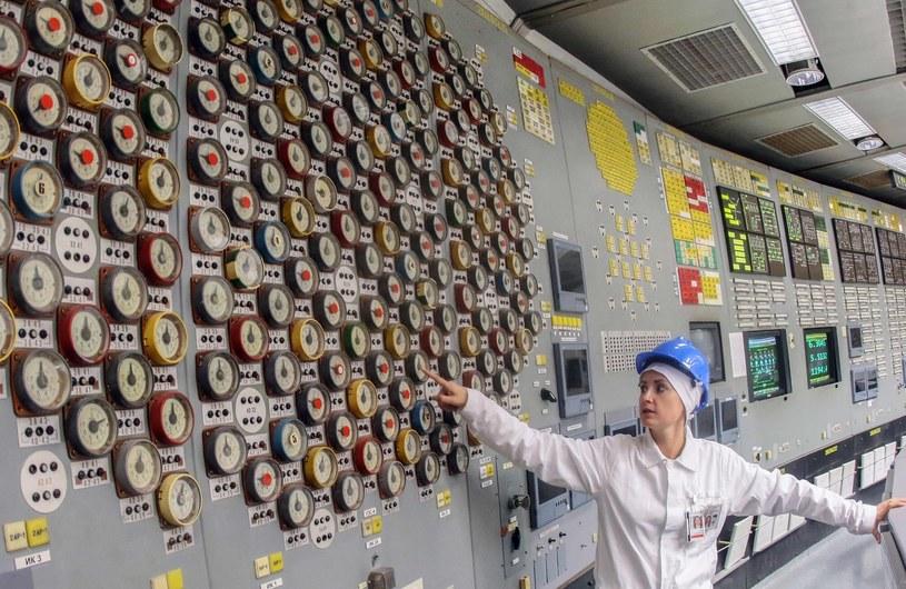 Rosja chce budować kolejną elektrownie atomową na Białorusi /AFP