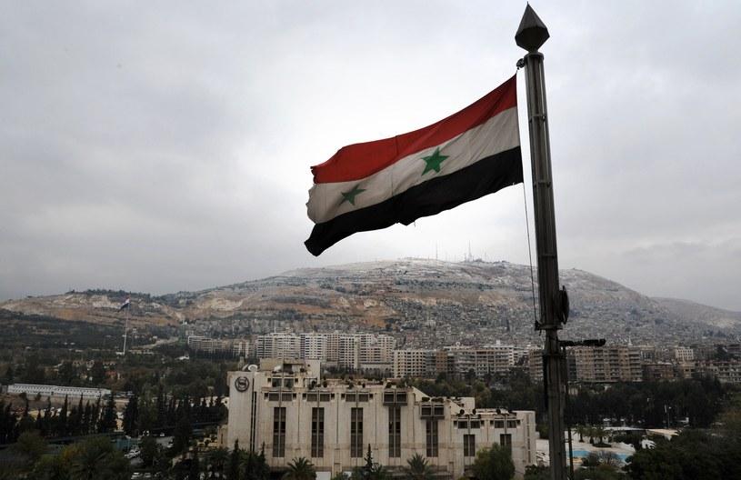 Rosja do Syrii miała wysłać między innymi pojazdy opancerzone /AFP