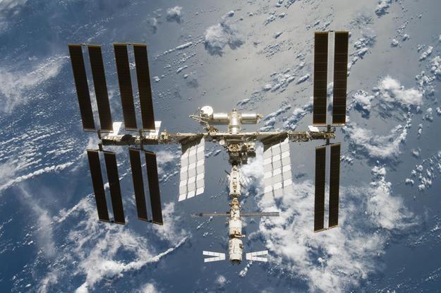 Rosja faktycznie utrudni Amerykanom korzystanie z ISS - czy może traktują stację jedynie jako kartę przetargową? /materiały prasowe