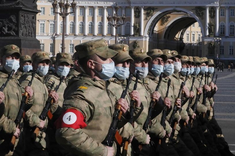Rosja gromadzi siły na Krymie. Zdjęcie ilustracyjne /ANATOLY MALTSEV  /PAP/EPA