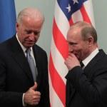 Rosja gromadzi wojska przy granicy z Ukrainą. Biden złożył Putinowi propozycję