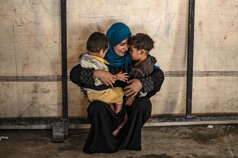 Rosja i Chiny zawetowały kontynuację pomocy humanitarnej dla Syrii /DELIL SOULEIMAN /AFP