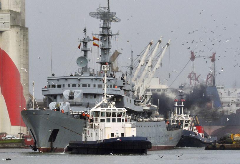 Rosja i Francja uregulowały anulowany kontrakt na Mistrale /AFP