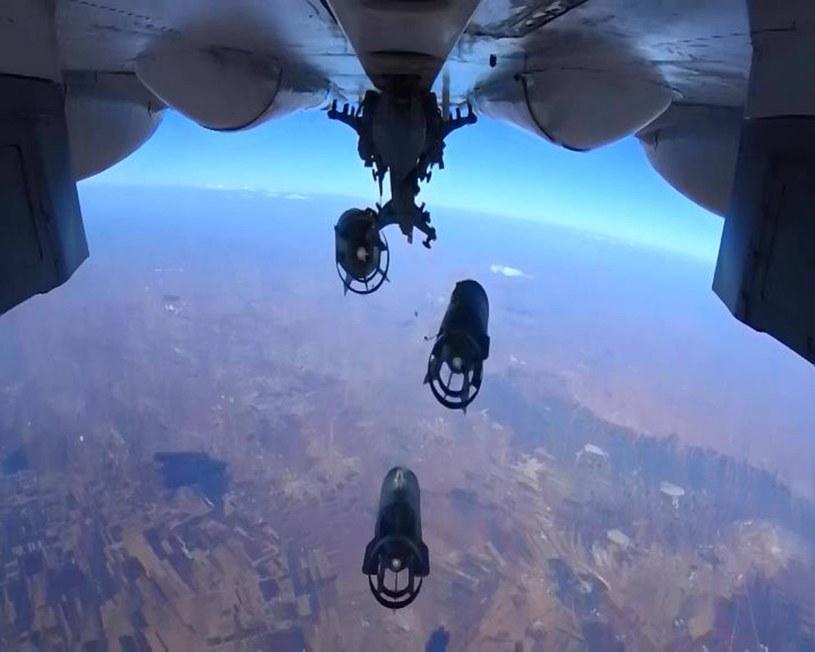 Rosja i USA prowadzą równoległe operacje lotnicze w Syrii /ITAR TASS /PAP