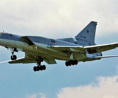 Rosja: Katastrofa bombowca Tu-22M3. Zginęli członkowie załogi