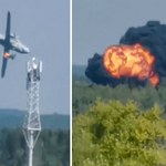 Rosja. Katastrofa prototypowego samolotu Ił-112W koło Moskwy. Są ofiary