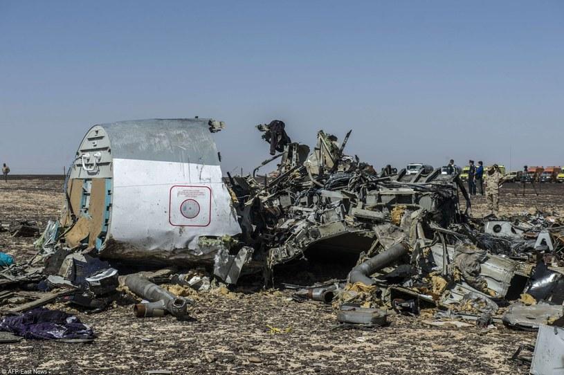 Rosja: Katastrofa samolotu w Egipcie była aktem terroryzmu /East News