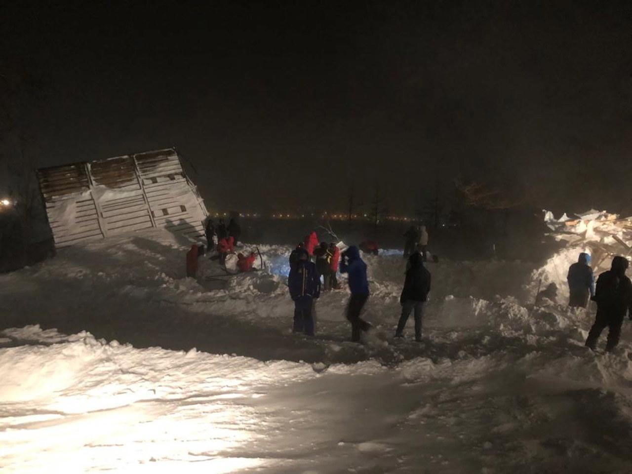 Rosja: Lawina w ośrodku narciarskim. Zginęło małżeństwo i 14-miesięczne dziecko
