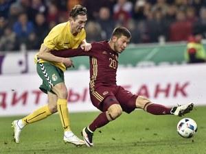 """Rosja - Litwa 3-0. Udany przegląd """"Sbornej"""" przed Euro"""