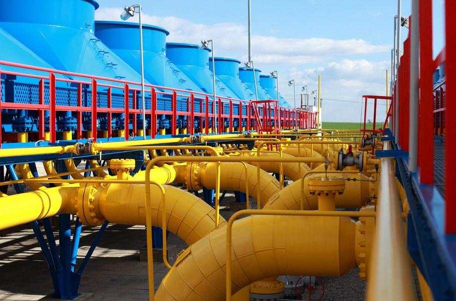 Rosja może przerwać dostawy gazu /Eustream / HANDOUT /PAP/EPA