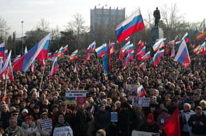 """Rosja może """"przygarnąć"""" Krym"""