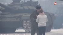 Rosja: Niezwykłe oświadczyny