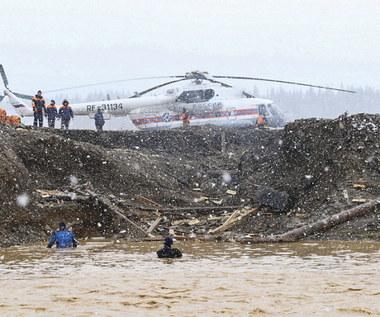 Rosja: Odnalazł się jeden z zaginionych w katastrofie w kopalni złota