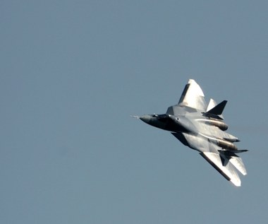 Rosja ogranicza zamówienia na myśliwiec PAK-FA