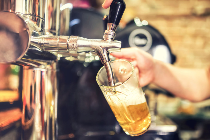 Rosja ograniczy import czeskiego piwa? /123RF/PICSEL