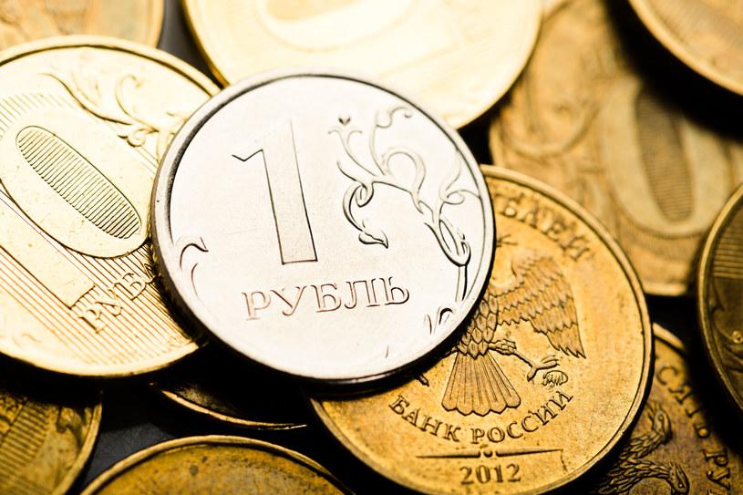 Rosja planuje denominację rubla /123RF/PICSEL