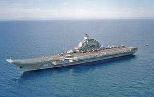 Rosja planuje zbudować superlotniskowiec