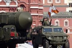 Rosja pokazała swoje muskuły, czyli defilada na Placu Czerwonym