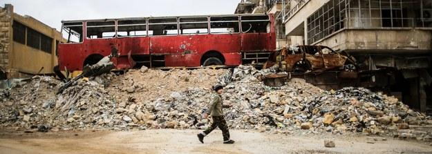 Rosja potwierdza obecność swoich żołnierzy w Syrii